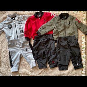 Infant Jordan Sweatsuit